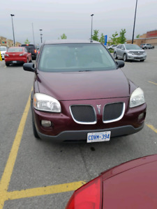 Used car-pontiac montana 2008
