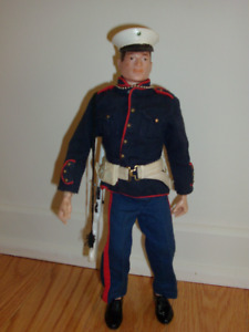 Gi joe 1964  dress parade