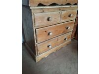 Pine furniture wanted