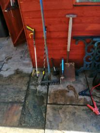 tools various