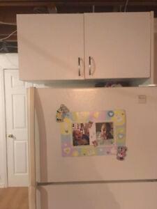 Armoire et comptoir  de cuisine