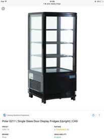 Polar display fridge