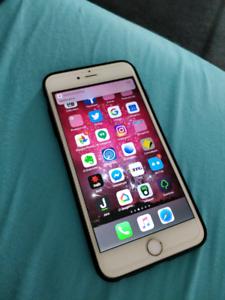 iPhone 6Plus White/Gold 64Gb UAE version