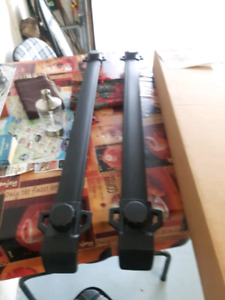 Luggage Carrier Jeep Chrysler Crossrail Kit