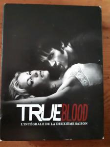 Coffret DVD True Blood saison 2 à vendre