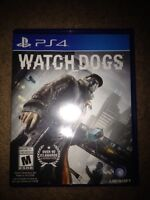 Watch dogs for ps4 used 1