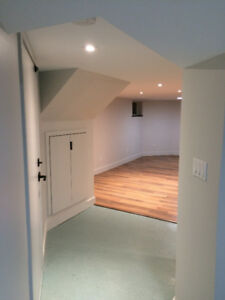 Clean/Modern 1 Bedroom Apartment for rent near Locke St Hamilton