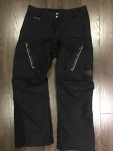 Burton AK Swash Gore-tex Pants - Men's Medium