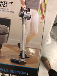 EUREKA POWER PUSH CORDLESS HANDHELD!! Comparable to a dyson!!