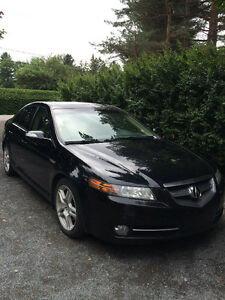 2008 Acura TL Tech package