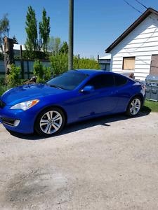 2010 Hyundai Genesis 2.0t