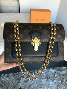 Sac Louis Vuitton Authentique Victoire / Authentic LV Bag