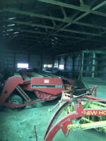 40' x 80' Machine Shed for Rent