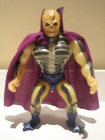 MOTU 1987 SCARE GLOW VINTAGE ACTION FIGURE HE-MAN TOY