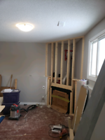 Home Renovations and Carpentry