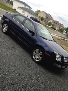 2007 Ford Fusion, Certified & Low km