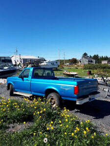 87 Ford 150-Factory 302-5/Speed