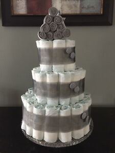 Cute as a Button Collection by Ava May Diaper Cake Co.