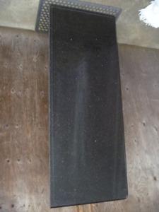 Granite counter 23 x 58