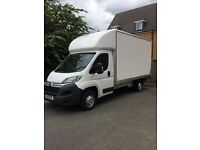 2015 15 CITROEN RELAY 35 2.2HDI 130BHP LWB L3 13FT 6IN LUTON VAN WITH TAILLIFT
