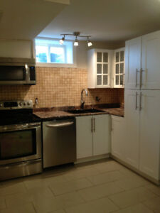 Recently remodeled Lower level flat  in Lr Sackville avail now