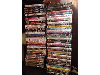 70 x DVDs