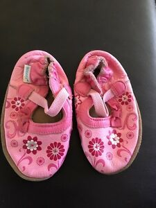 Baby robeez. Girl and boy shoes and boots various sizes.