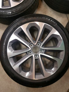 2013 Honda Accord 18' rims
