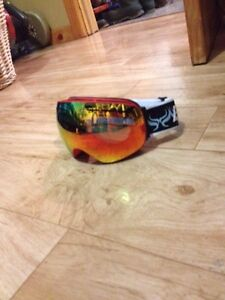 Brand new double lens, anti fog goggles