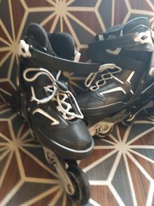 Like New Ladies Rollerblades (size 7)