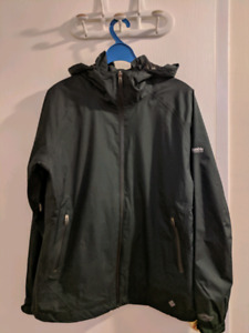 Columbia waterproof jacket  (Women's L)