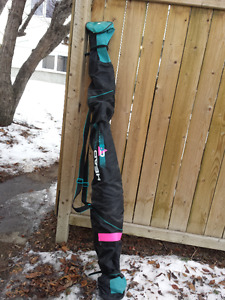 Ladies Head Downhill Skis, Boots, and Poles - 180 cm