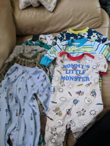 Baby clothes. 0-3 months boys
