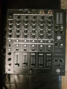 Gemini 5 channel DJ mixer