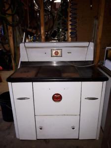 Wood +oil burner stoves