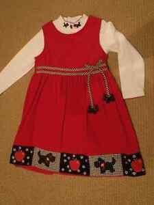 Gorgeous Two Piece Dress - Like New - Size 6x