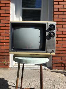 Television Retro Vintage 1960
