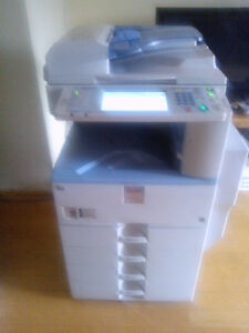 "Ricoh MP3350 Copier/ Printer /Scanner /Fax (11x17"")--One Year Warranty"