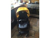 Oyster pushchair / carrycot