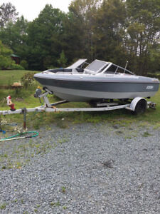 Speed boat/trailer for sale or trade