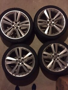 "OEM 20"" Jaguar Original Rims Made in Italy"