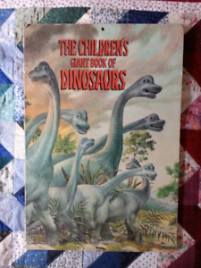 The Children's Giant Book of Dinosaurs