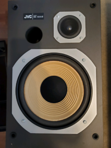 JVC Bookshelf Speakers