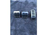 Alloy Pedals TT MK1, R32 MK1, Golf MK4 etc