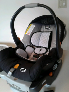 Infant car seat Chicco keyfit30