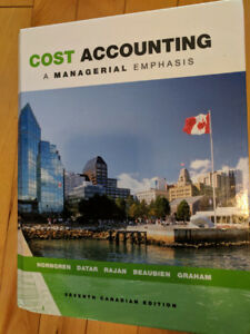 MSVU Cost Acct and Adv Cost Acct 4425 and 4426