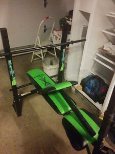 Competitor bench press set ( 3 in 1 )