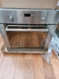Whirlpool single electric oven