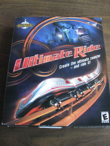 PC Games - Mini Golf, Disney Coaster, Ultimate Ride