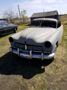 1949 Hudson restomod convertible